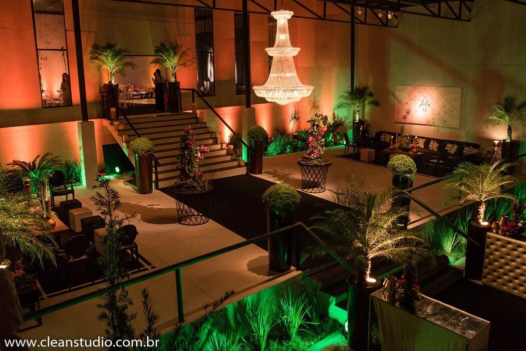 Soul Eventos - um espaço Bluemoon