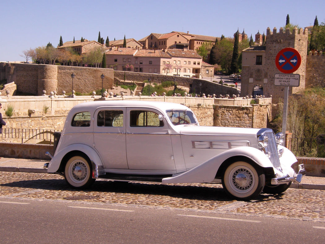 PIERCE ARROW 1935 LIMUSINA