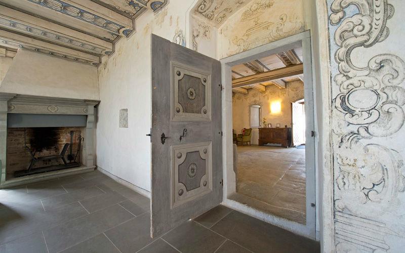 Beispiel: Entrée Herrenhaus, Foto: Wasserschloss Wyher.
