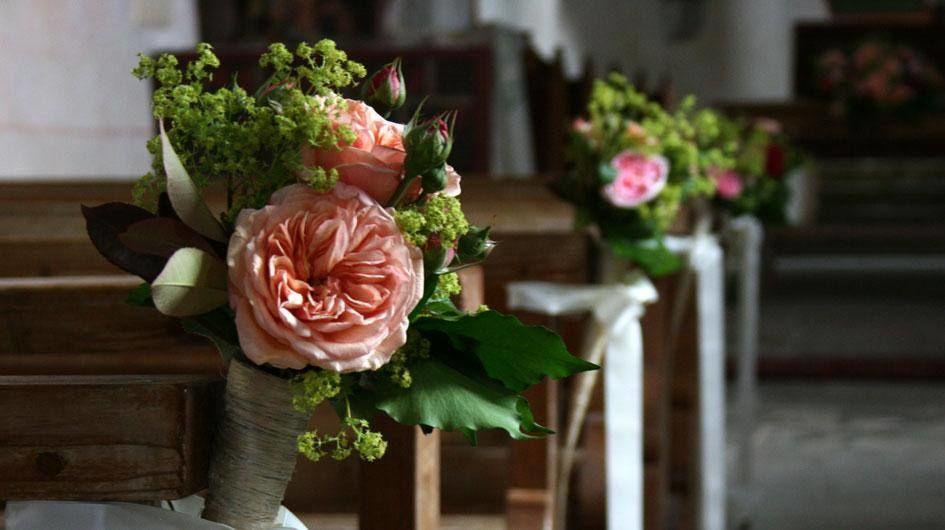 Camino de luz estilo bouquet.
