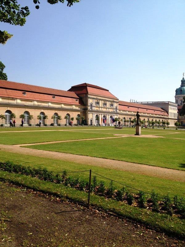 Orangerie Charlottenburg
