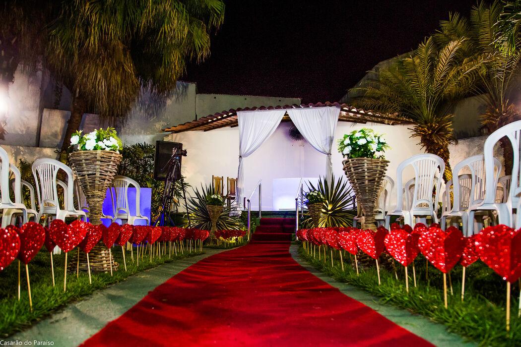 Casarão do Paraíso Festas e Eventos