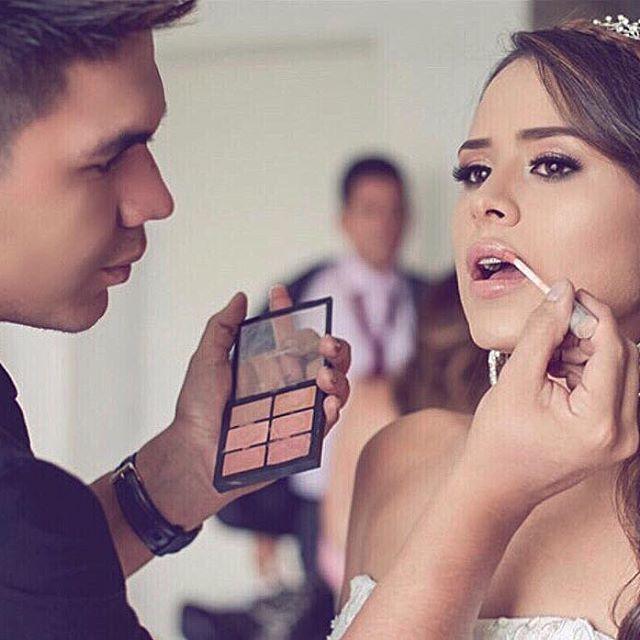 Mike García Makeup