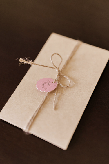 Casamento Teresa & Sérgio - Convite