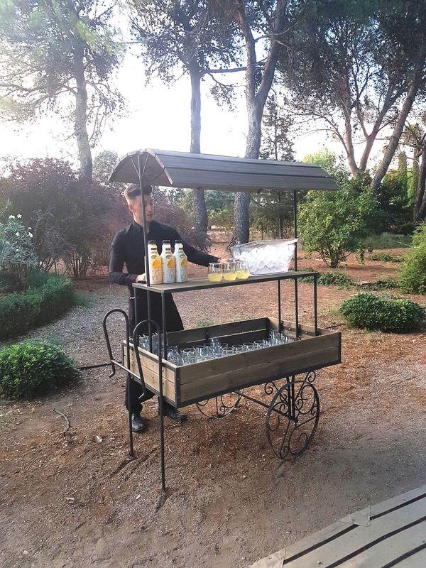 La limonada fresquita