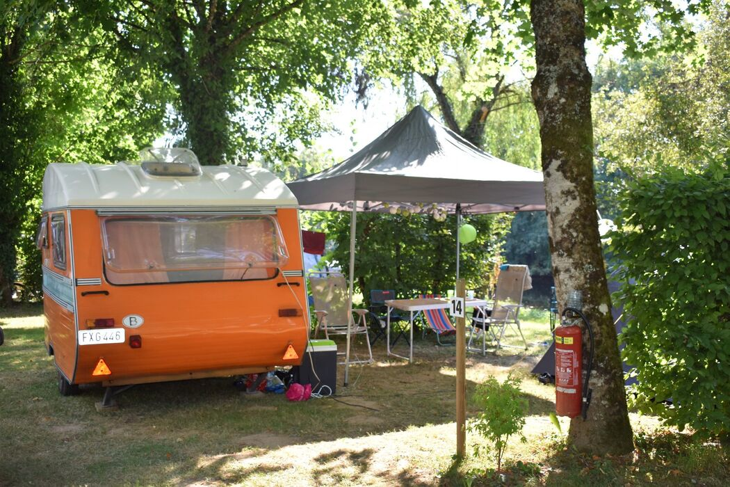 Camping Le Clupeau***