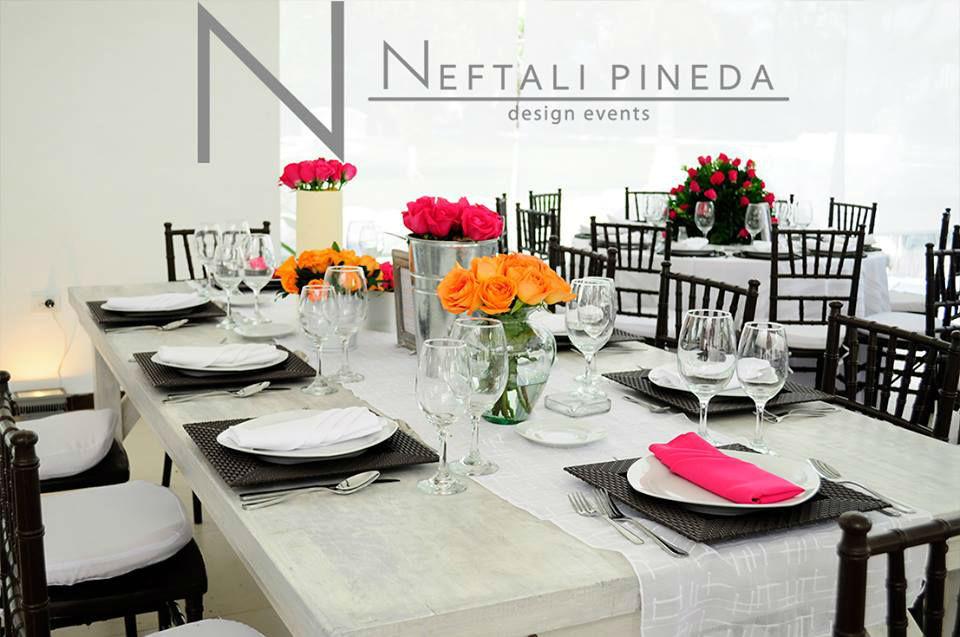 Neftali Pineda Design Events