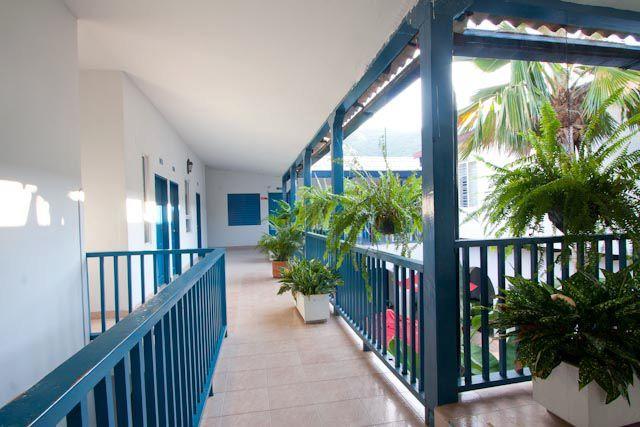 La Ballena Azul Hotel