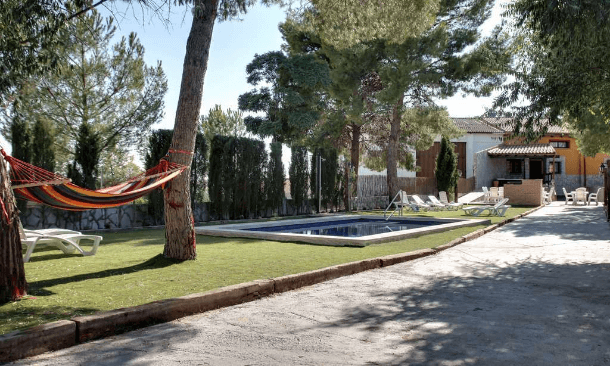 Casa Rural Valle del Tajuña Madrid