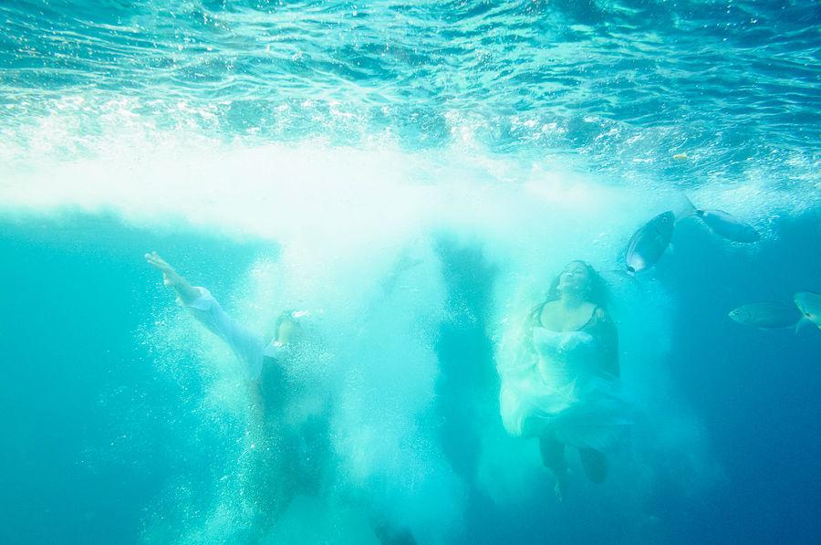 fotógrafo post-boda islas Medes