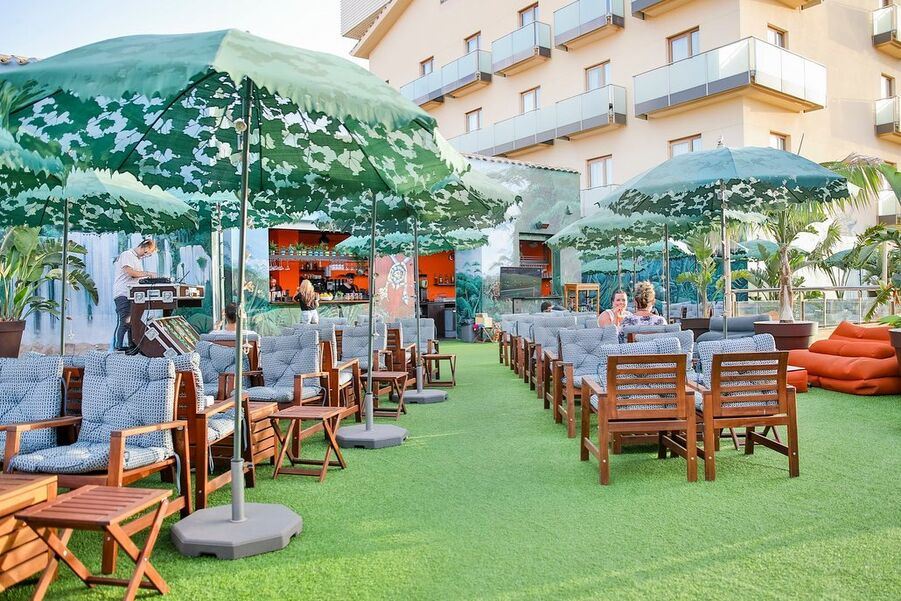 Los Churrascos Eventos Hotel 525