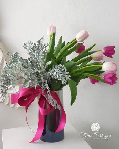 Nina Terrazo - Diseño Floral