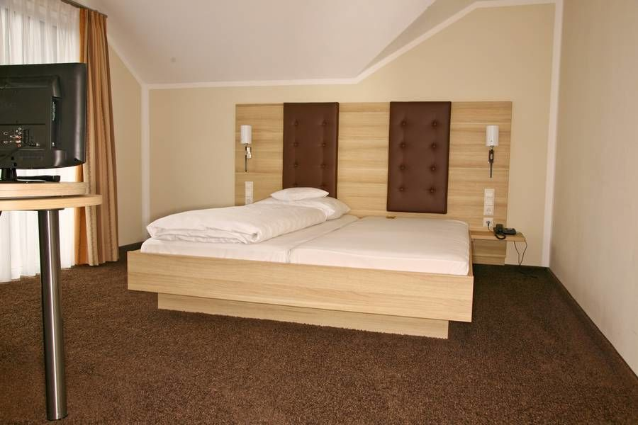 Beispiel: Hotelzimmer, Foto: Landhotel Wental.