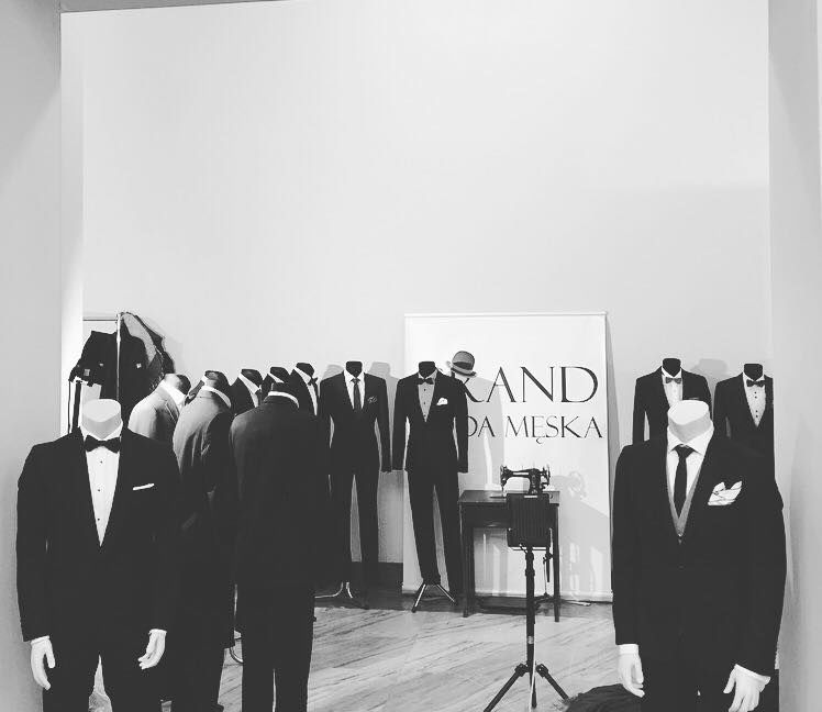 """Grand"""" Moda Męska"""