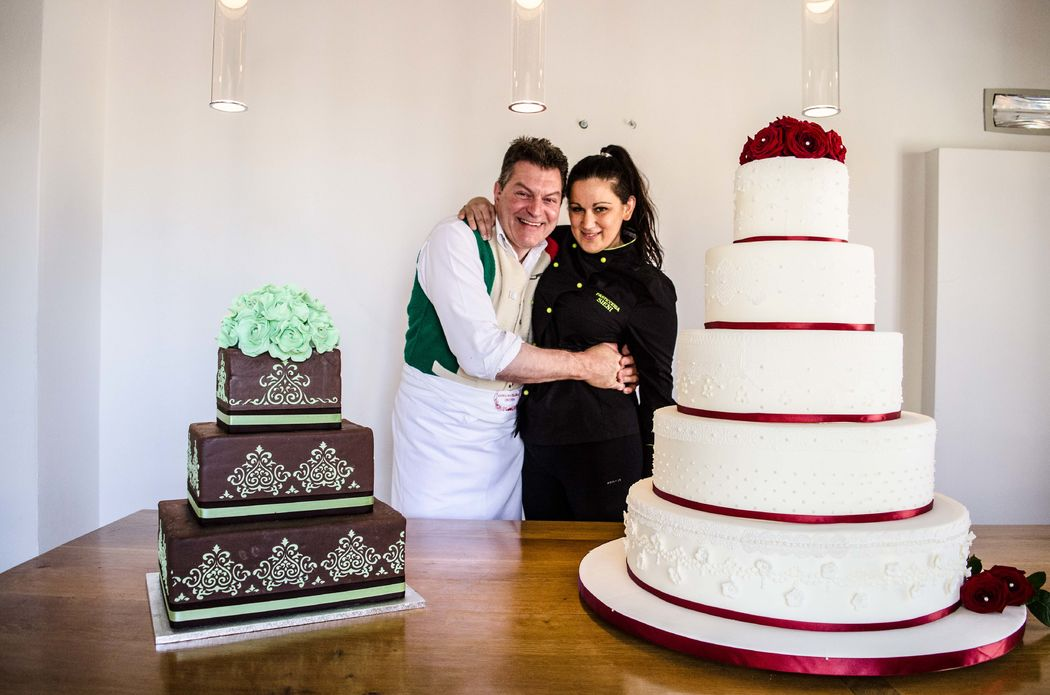 Bar Pasticceria Sieni  Wedding Cake