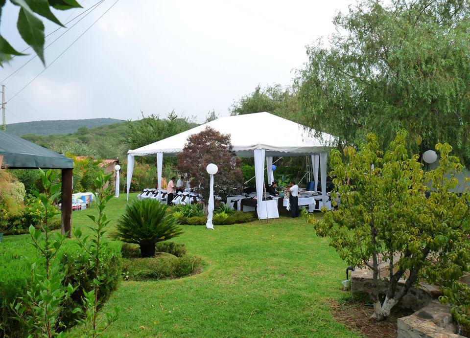 Jardín de eventos Arantzani