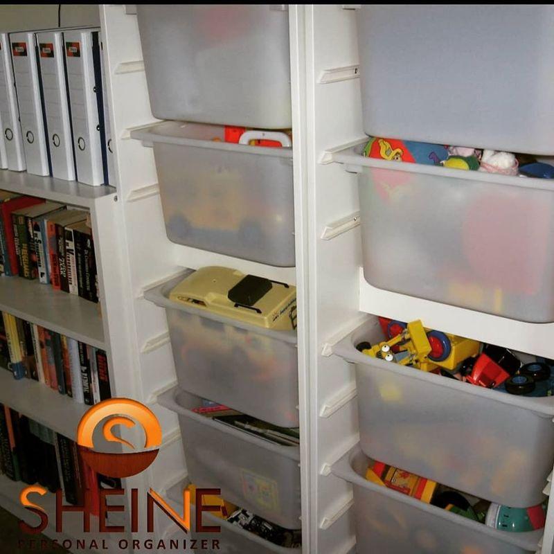 Sheine Donario Personal Organizer