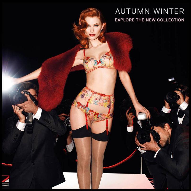 Agent Provocateur. Colección otoño-invierno 2013
