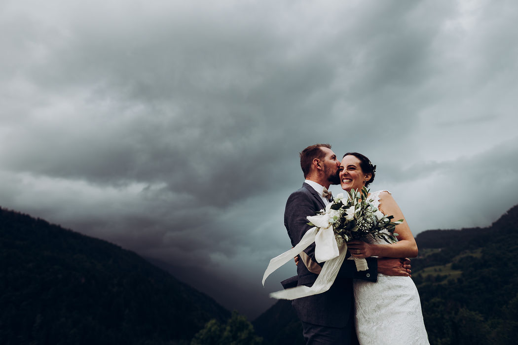 Organisation mariage Megève - Aurélie & David - Bride & Groom