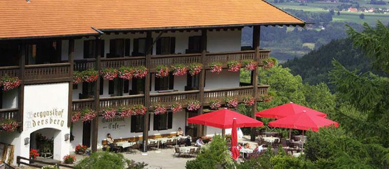 Flair Hotel Berggasthof Adersberg