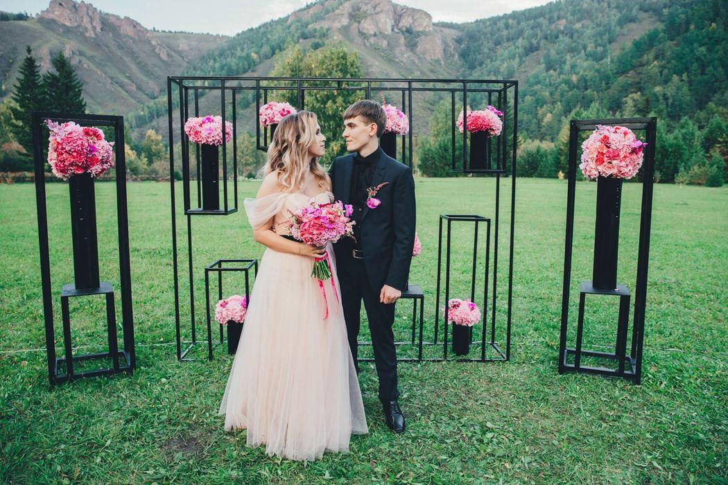 Май нейм из свадьба!