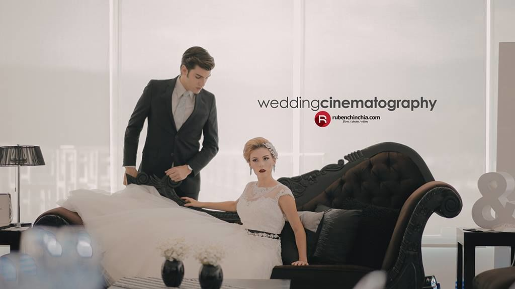 Rubén Chinchía Wedding Cinematography