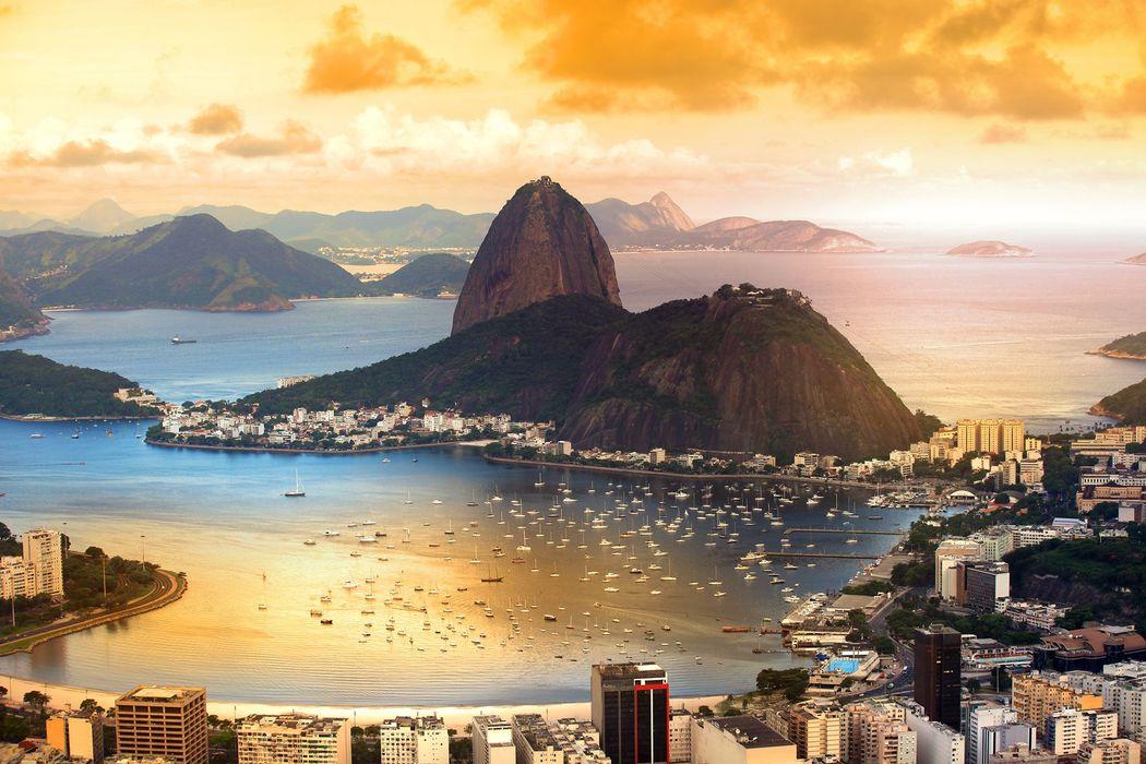 Lunas de Miel en Brasil