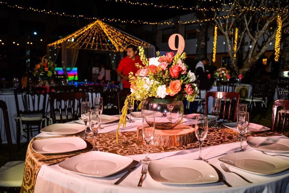 Banquetes Casa Corcuera