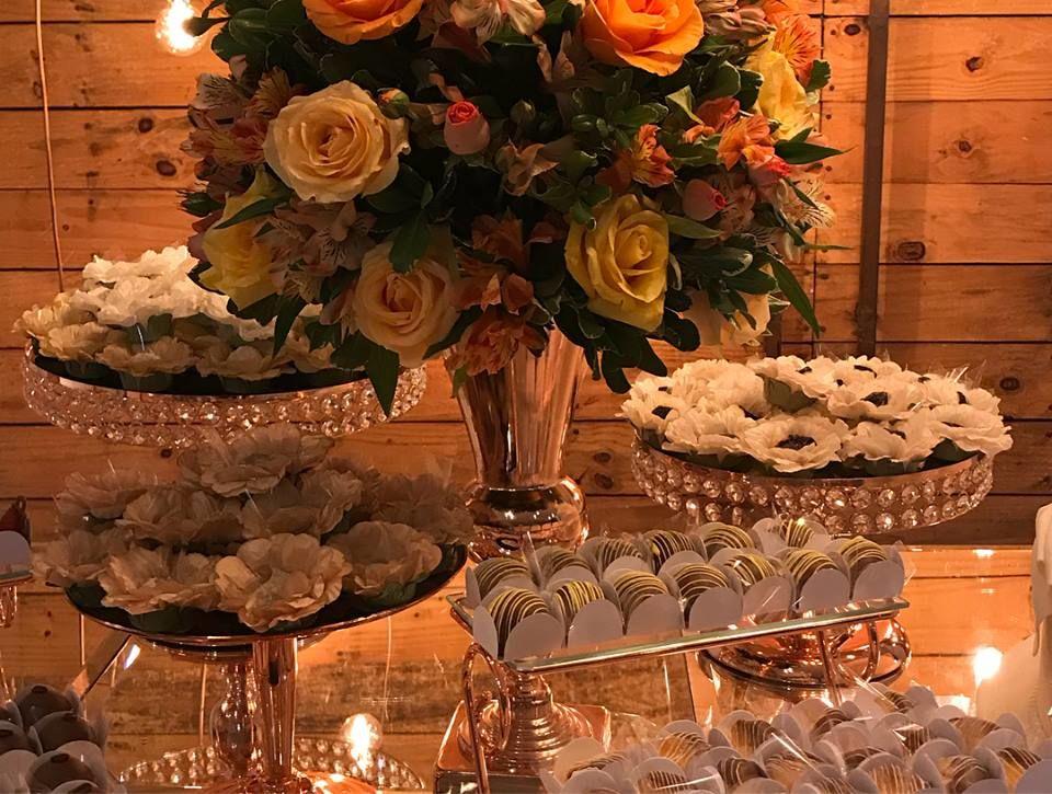 Mesa do Bolo Festas e Decorações