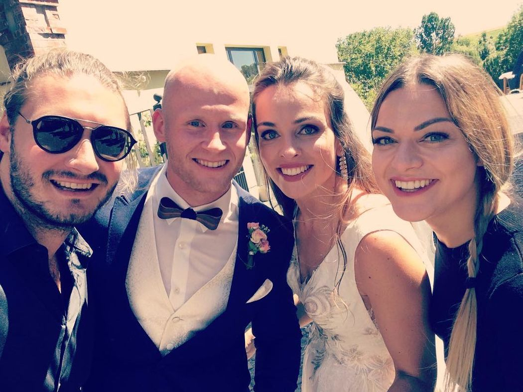 Hochzeitssängerin Chrissi