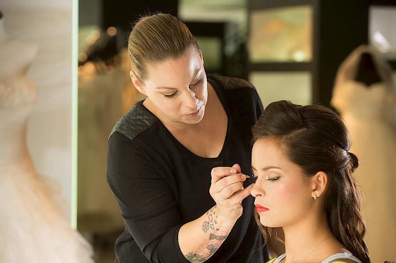 Makeup und Haarkunst Hamburg