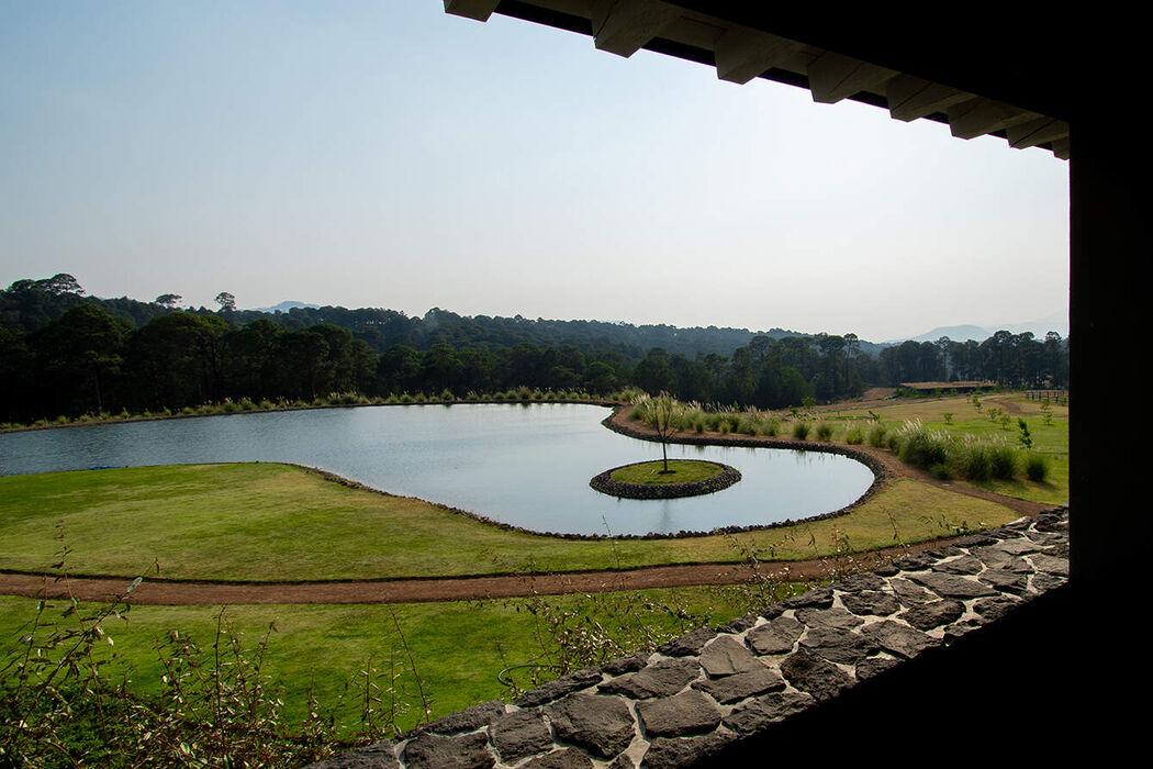 La Foret - Jardín de eventos