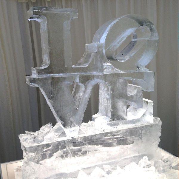 Esculturas de Hielo Iceman