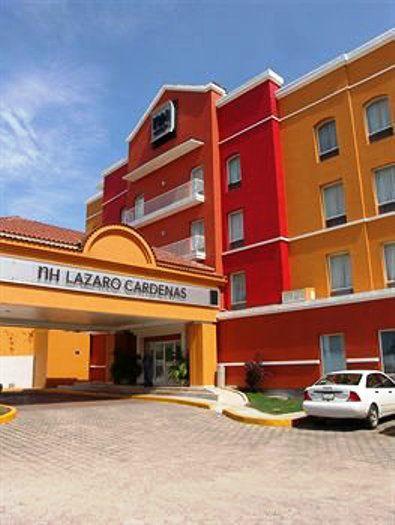NH Hotel Lázaro Cárdenas