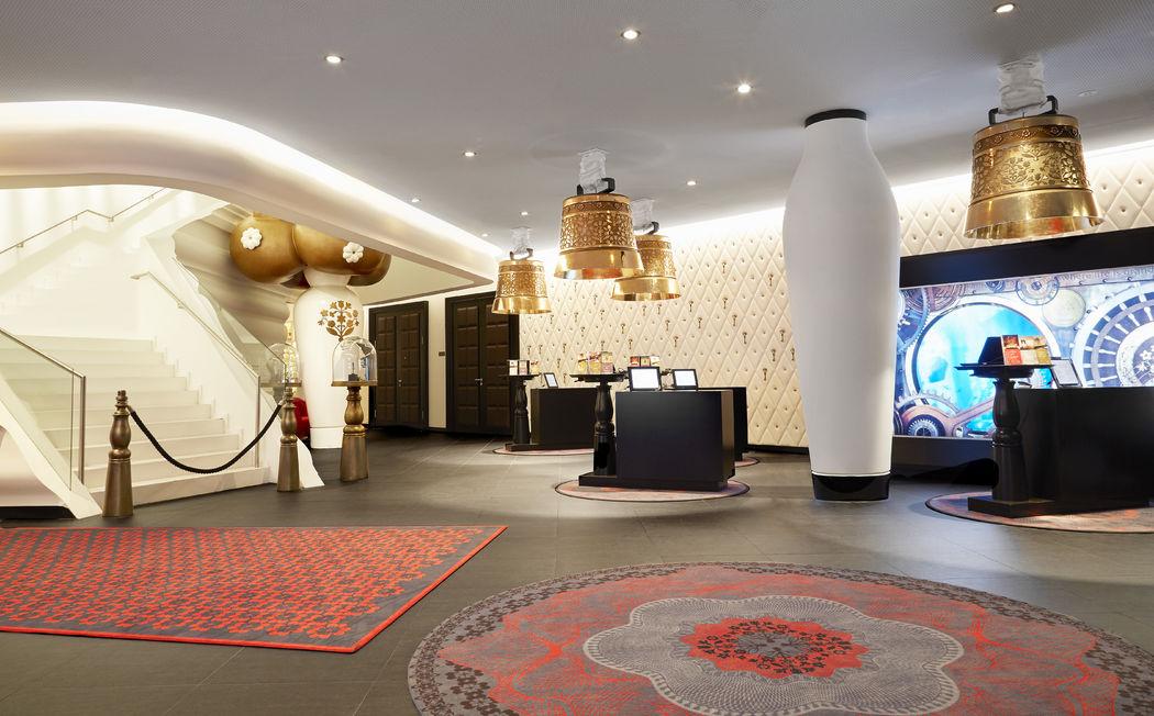 Kameha Grand Lobby