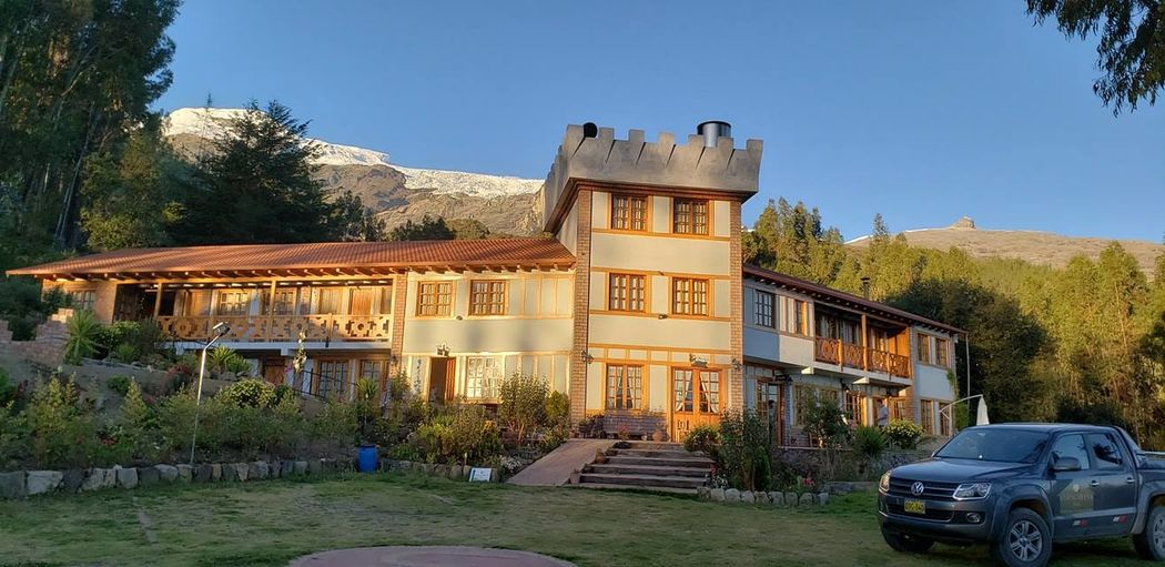 Copacabaña Lodge