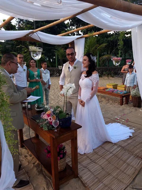 Tamiris Borges Studio - Casamentos Pé Na Areia