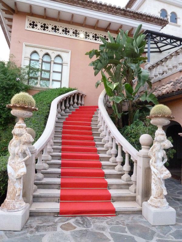 Bajada Escalinata