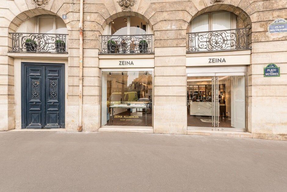 Zeina Alliances   Paris Place des Victoires