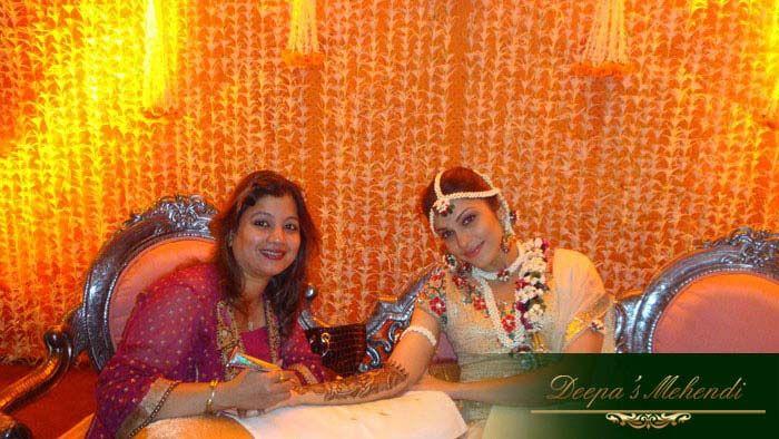 Deepa's Mehendi