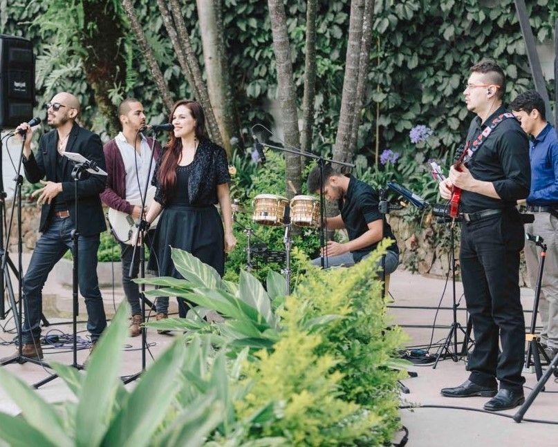 The Real Band - Alejandro Ángel - Medellín