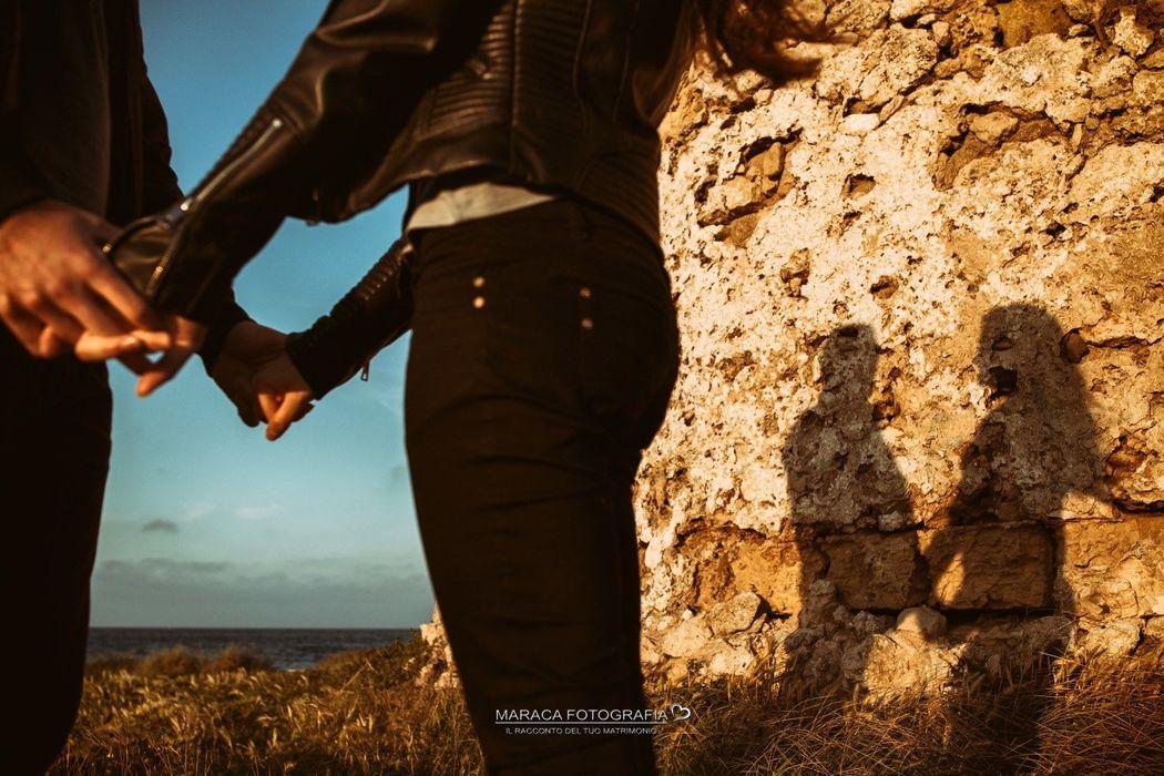 Fotografo Reportage Matrimonio Lecce ALBUM EPOCA Testimonial - MARACA FotoGrafia