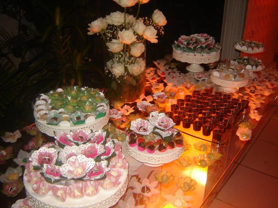 Buffet Doces & Delicias