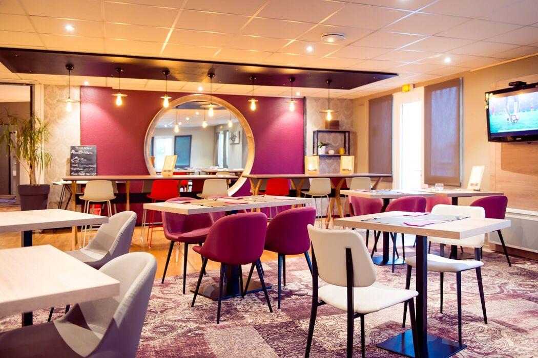 Brit Hôtel Brest Le Relecq-Kerhuon***