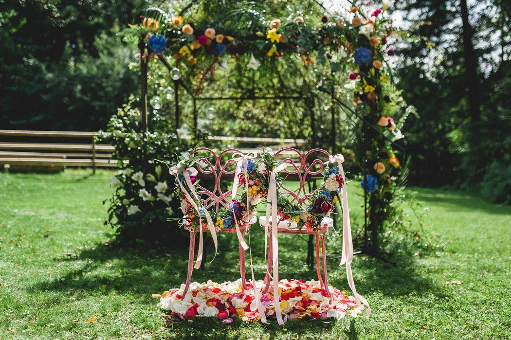 Hochzeitsgefühl