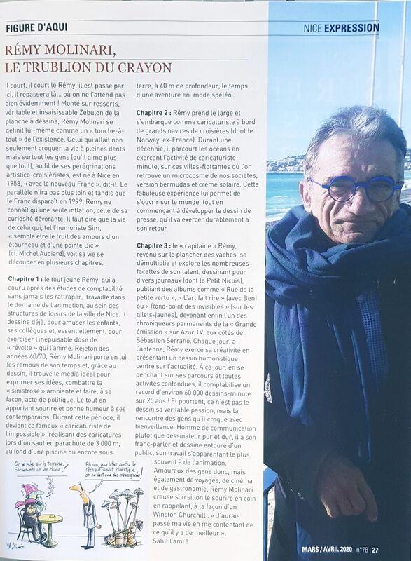 Rémy Molinari
