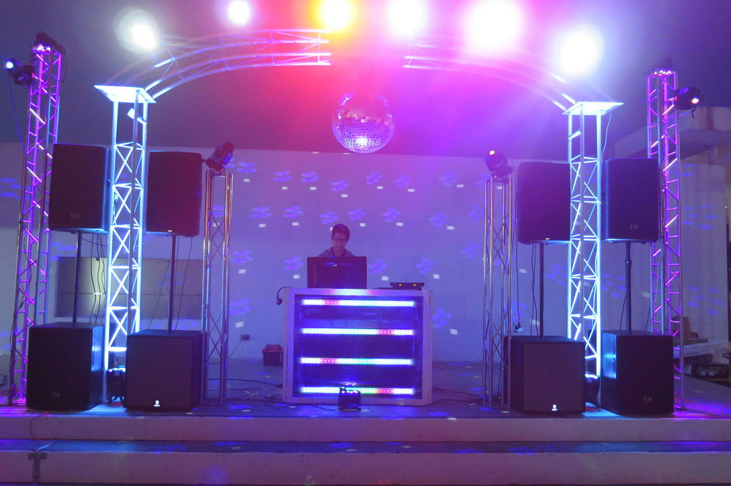 Maz Party Sonido Disco