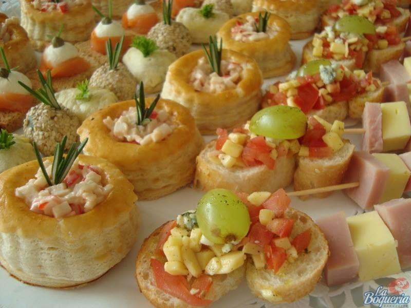 Bocaditos & Catering D´Sarah