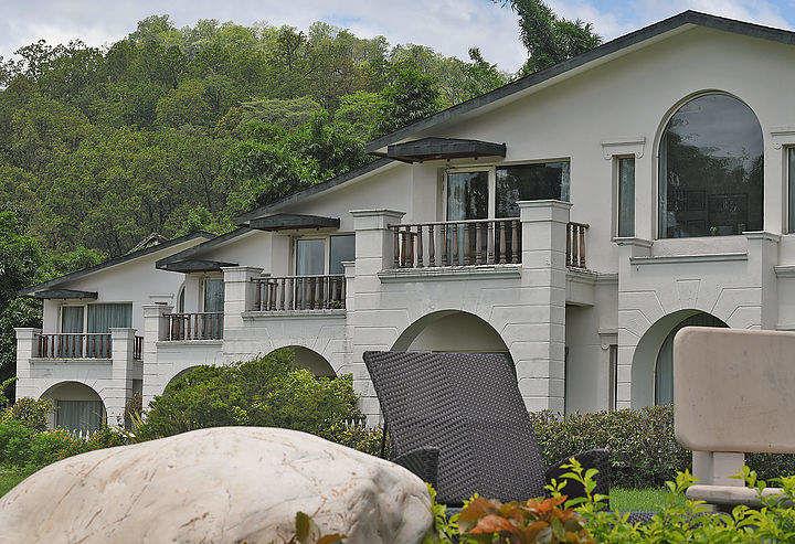 The Hridayesh Spa Wilderness Resort