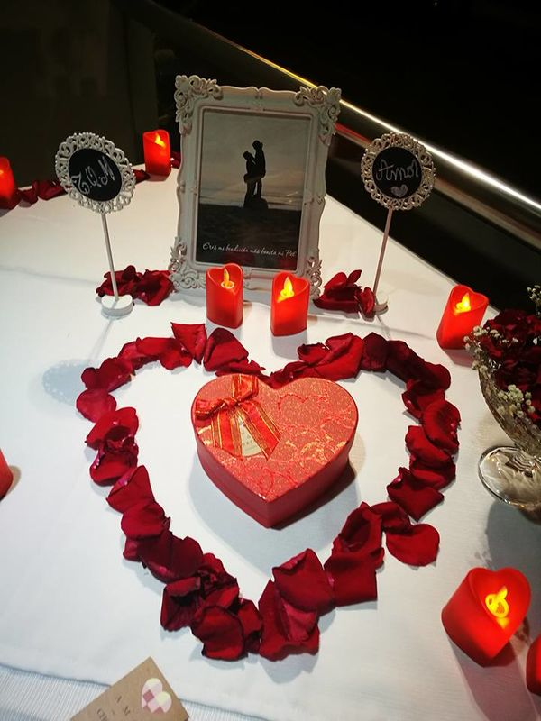 Amor & Chocolate
